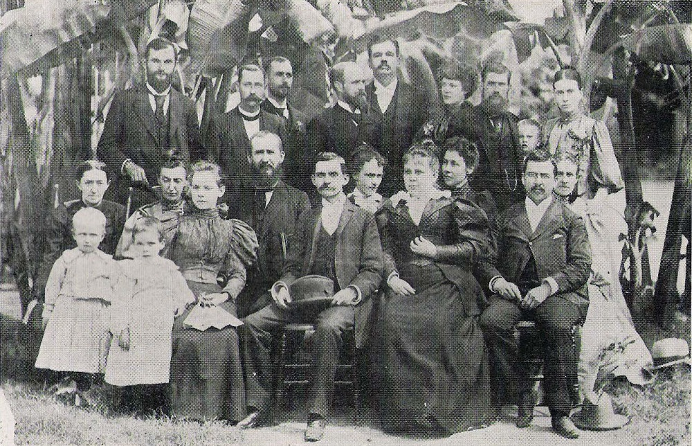 Annual Mission Meeting, Saltillo, Sept. 1895